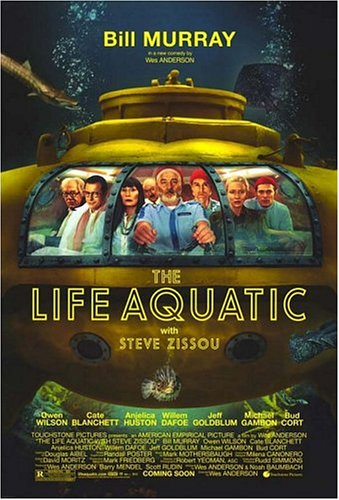 The Life Aquatic - with Steve Zissou